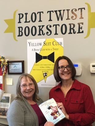 Plot Twist Bookstore, Ankeny, Iowa