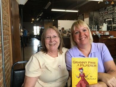 Reader Brenda Hubbard