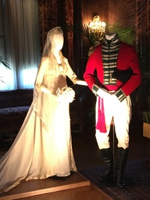 Marianne Dashwood's wedding dress