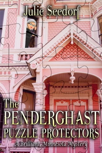 The Penderghast Puzzle Protectors (1)